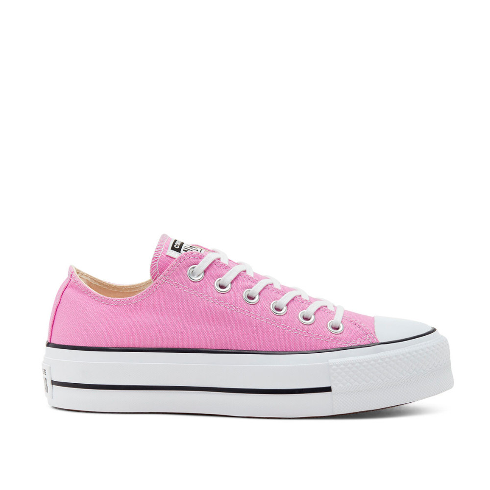 Platform Chuck Taylor All Star Low Top, Peony Pink