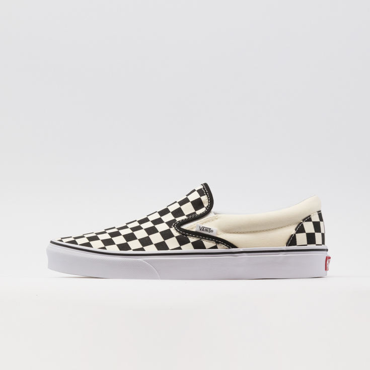 UA CLASSIC CHECKERBOARD SLIP-ON MAN