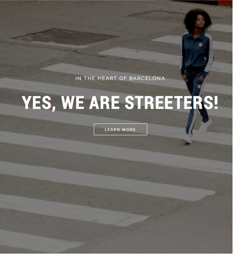 WE ARE STREETERS